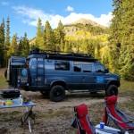 Independence Pass Camp