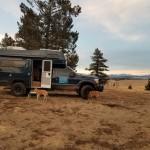 Mushroom Gulch Camp CR-307