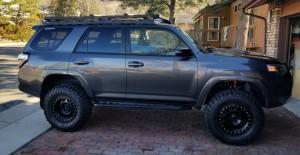Adventure Vehicle Rentals Colorado Sportsmobile Tiger